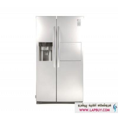 LG P-Bentlee SX-P428W Refrigerator یخچال فریزر ال جی