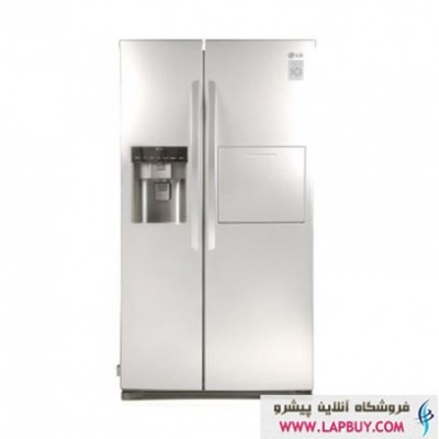 LG P-Bentlee SX-P432W Refrigerator یخچال فریزر ال جی