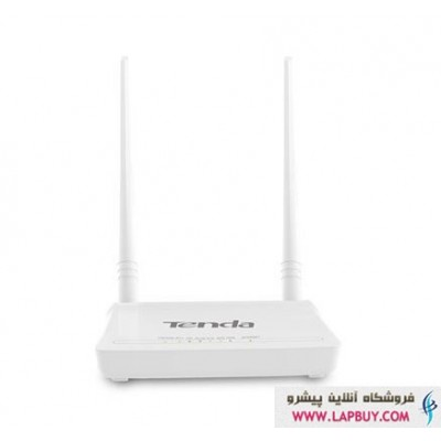 Tenda D302 Wireless N300 ADSL2+ Modem Router مودم تندا