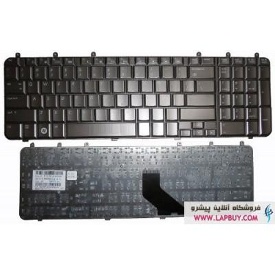 Keyboard Laptop HP DV7-1000 کیبورد لپ تاپ اچ پی