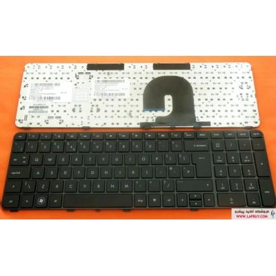 Keyboard Laptop HP DV7-4000 کیبورد لپ تاپ اچ پی