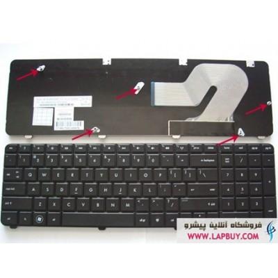 Keyboard Laptop HP G72 کیبورد لپ تاپ اچ پی