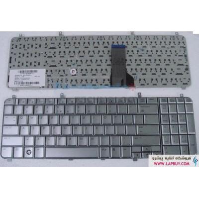 Keyboard Laptop HP HDX16 کیبورد لپ تاپ اچ پی