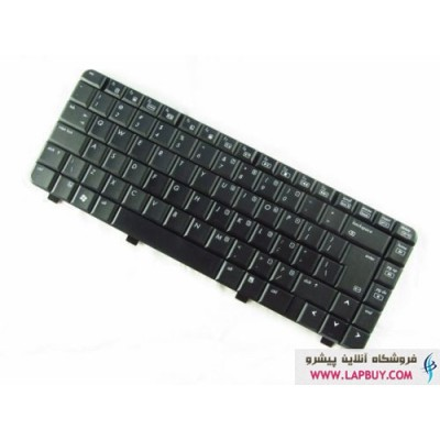 Keyboard Laptop HP 500 کیبورد لپ تاپ اچ پی