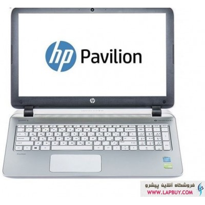 HP Pavilion 15-p206ne لپ تاپ اچ پی
