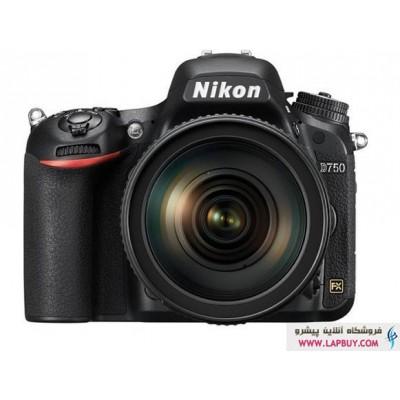 Nikon D750 + 24-120 F/4 VR دوربین دیجیتال نیکون