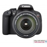 Canon EOS 700D + 18-135 IS STM دوربین دیجیتال کانن