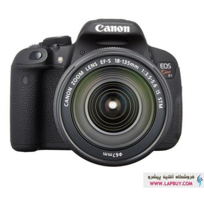 Canon EOS Kiss X7i (700D) Kit EF-S 18-135 IS STM دوربین دیجیتال کانن