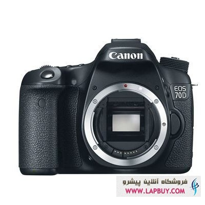 Canon EOS 70D+18-200mm دوربین دیجیتال کانن