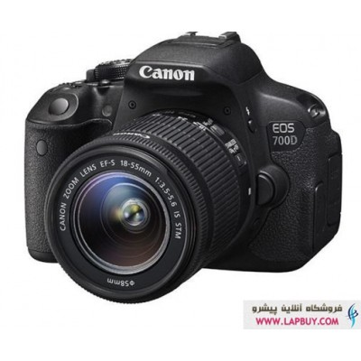 Canon EOS 700D Kit 18-55mm IS STM دوربین دیجیتال کانن