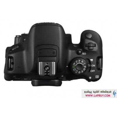 Canon EOS 700D With 18-55mm IS2+55-250mm IS2 Lens دوربین دیجیتال کانن