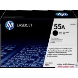HP 55A کارتریج پرینتر اچ پی طرح فابریک اچ پی