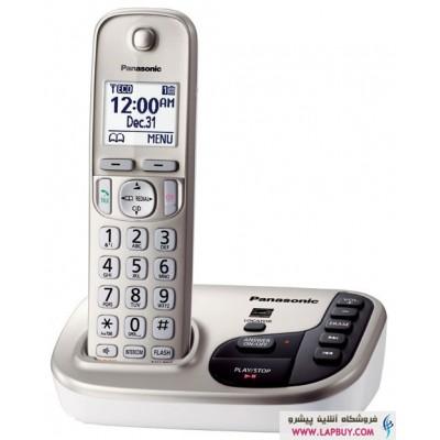 Panasonic KX-TGD220 تلفن بی سیم پاناسونیک