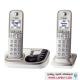 Panasonic KX-TGD222 تلفن بی سیم پاناسونیک