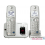 Panasonic KX-TGE262 تلفن بی سیم پاناسونیک