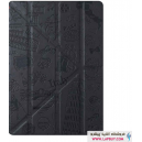 Ozaki Ocoat Travel Rome Flip Cover For Apple iPad mini 4 کیف کلاسوری اوزاکی آی پد مینی