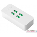 Orico DCV-4U 20W 4 Port USB Charger شارژر رو میزی