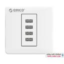 Orico ECA-4U Smart USB Wall Plate شارژر دیواری