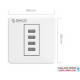 Orico ECA-4U Smart USB Wall Plate شارژر رو میزی