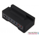 Orico HSC3-TS 6 Port USB 3.0 Hub with Dock هاب يو اس بی