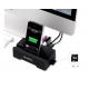 Orico HSC3-TS 6 Port USB 3.0 Hub with Dock هاب يو اس بی