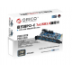 Orico 5Port USB 3.0 PCI Express Card PVU3-5O2I هاب يو اس بی