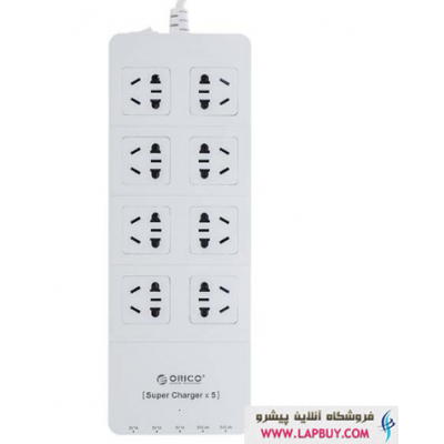 Orico HPC-8A5U 5x Smart Power Center شارژر رو میزی