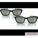 PHILIPS PASSIVE 3D GLASSES PTA417 عینک سه بعدی پسیو فیلیپس