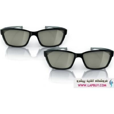 Three-dimensional Glasses Phillips PTA416/00 عینک سه بعدی مخصوص تلویزیون فیلیپس