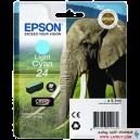 Epson HD ink 24 Light Cyan کارتریج جوهر افشان اپسون