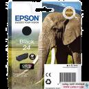 Epson HD ink 24 Black کارتریج جوهر افشان اپسون