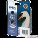Epson T0811 Black کارتریج جوهر افشان اپسون