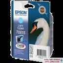 Epson T0815 Light Cyan کارتریج جوهر افشان اپسون