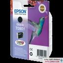 Epson T0801 Black کارتریج جوهر افشان اپسون