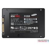 Samsung 850 Pro SSD Drive - 512GB حافظه اس اس دی سامسونگ
