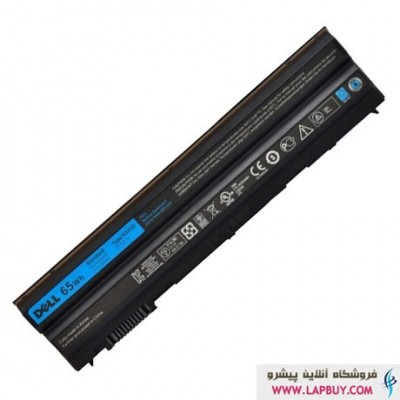 Dell Latitude E6120 6 Cell Battery باطری لپ تاپ دل