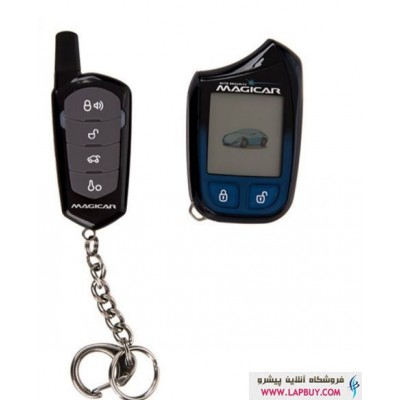 Magicar M130A Car Security System دزدگیر خودرو ماجیکار