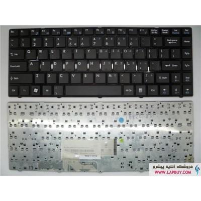 MSI CX420 کیبورد لپ تاپ ام اس آی