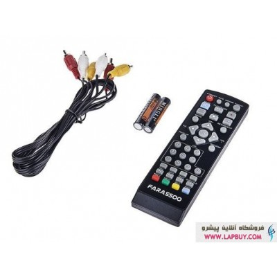 Farassoo FDR-220 DVB-T گیرنده تلویزیون دیجیتال فراسو