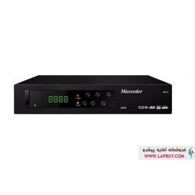 Maxeeder MX-2 2038 DVB-T گیرنده دیجیتال مکسیدر