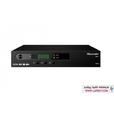 Maxeeder MX-2 2040 DVB-T گیرنده دیجیتال مکسیدر