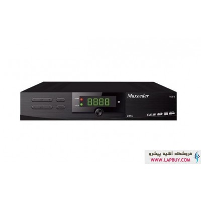 Maxeeder MX-2 2044 DVB-T گیرنده دیجیتال مکسیدر