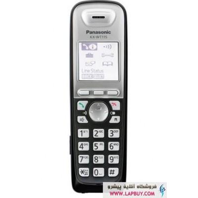 Panasonic DECT KX-WT115 تلفن دکت پاناسونیک