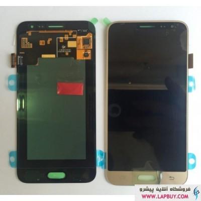 LCD J320 GALAXY J3 (2016) SAMSUNG تاچ و ال سی دی سامسونگ