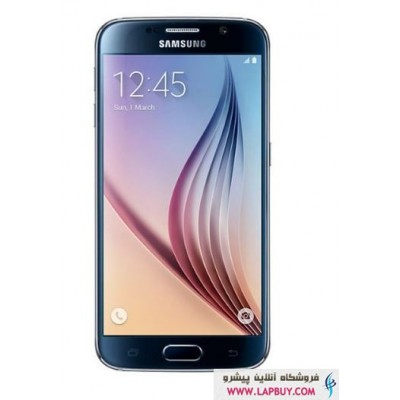 Samsung Galaxy S6 - 64GB SM-G920FD Dual SIM Mobile Phone گوشی سامسونگ