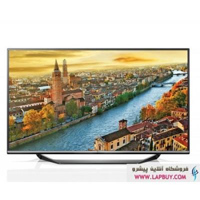 LG SMART TV 4K LED 60UF770 تلویزیون ال جی
