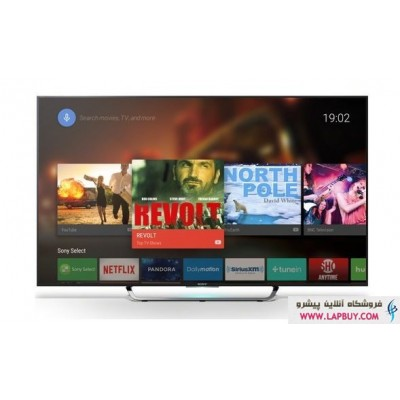 SONY LED TV ULTRA HD 3D 75X8500C تلویزیون سونی
