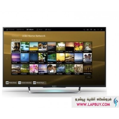 SONY LED 3D SMART TV FULL HD 50W807B تلویزیون سونی