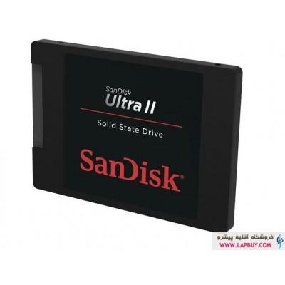 SanDisk Ultra II SSD - 960GB حافظه اس اس دی سن دیسک