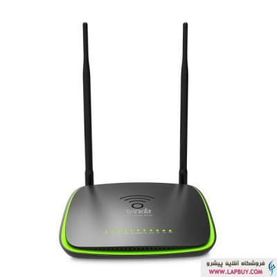Tenda DH301 Wireless High Power N300 مودم تندا